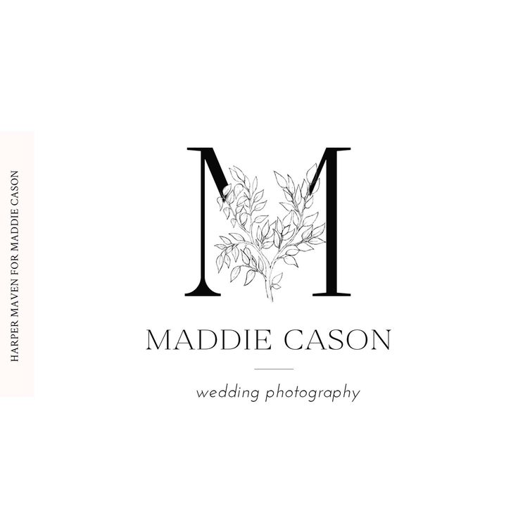 Wedding Photography Studio Logo: Best Photography Logos