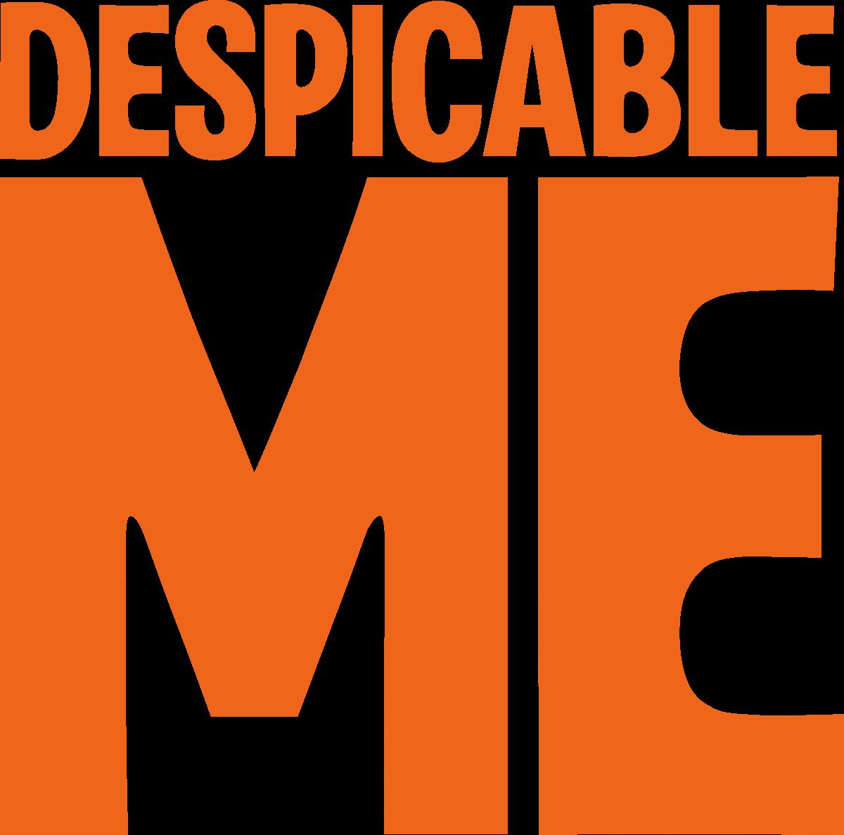 Despicable Me Logos