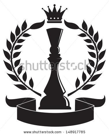 Chess Queen Logos