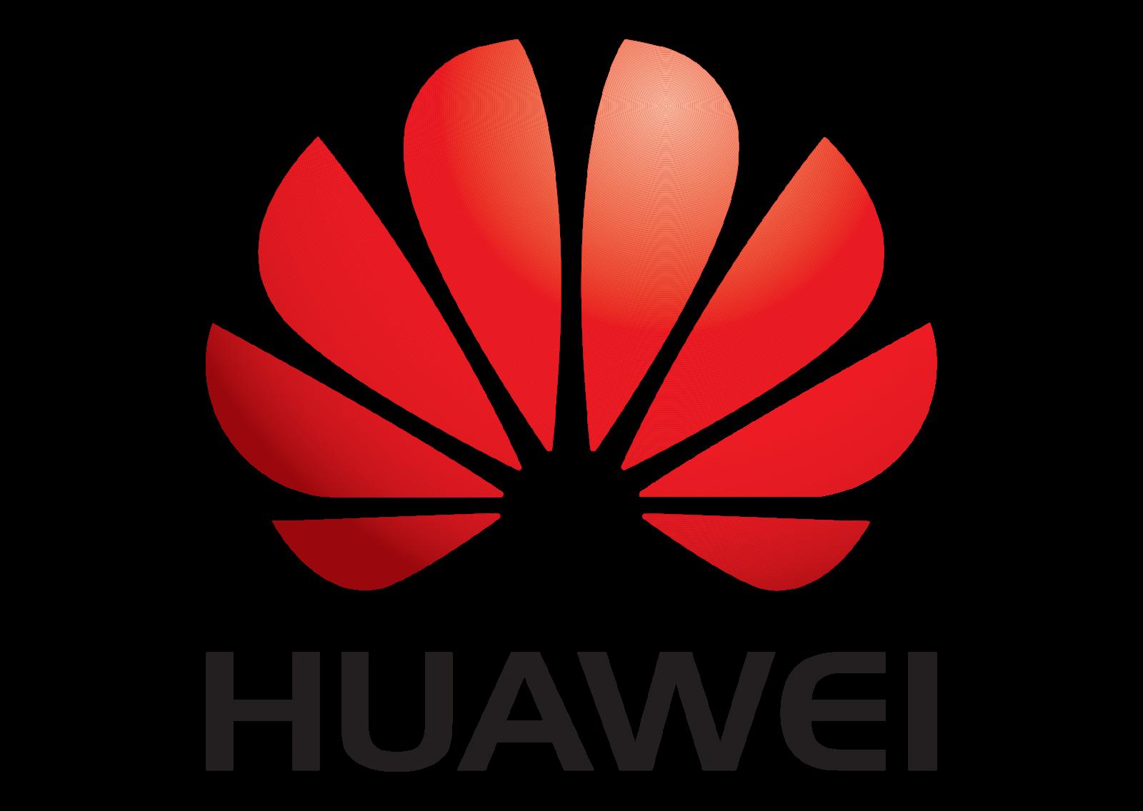 Huawei vector logos.