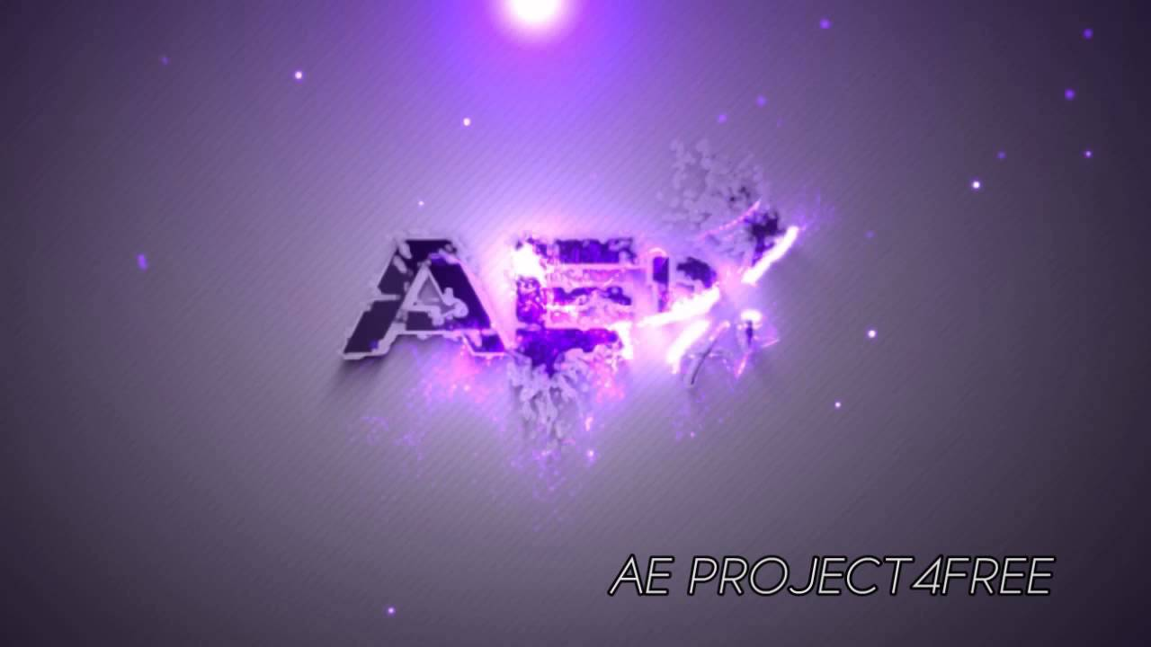 Free After Effects Logos - Free ae logo templates