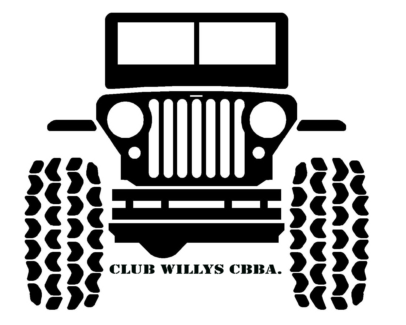 Willys jeep logos