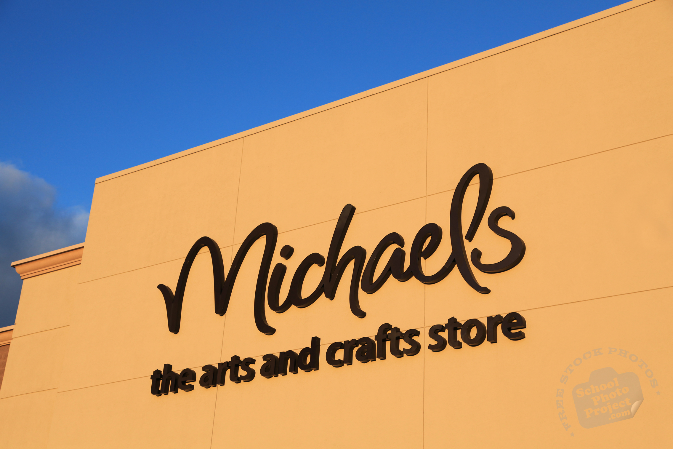 Michaels Stores Logos