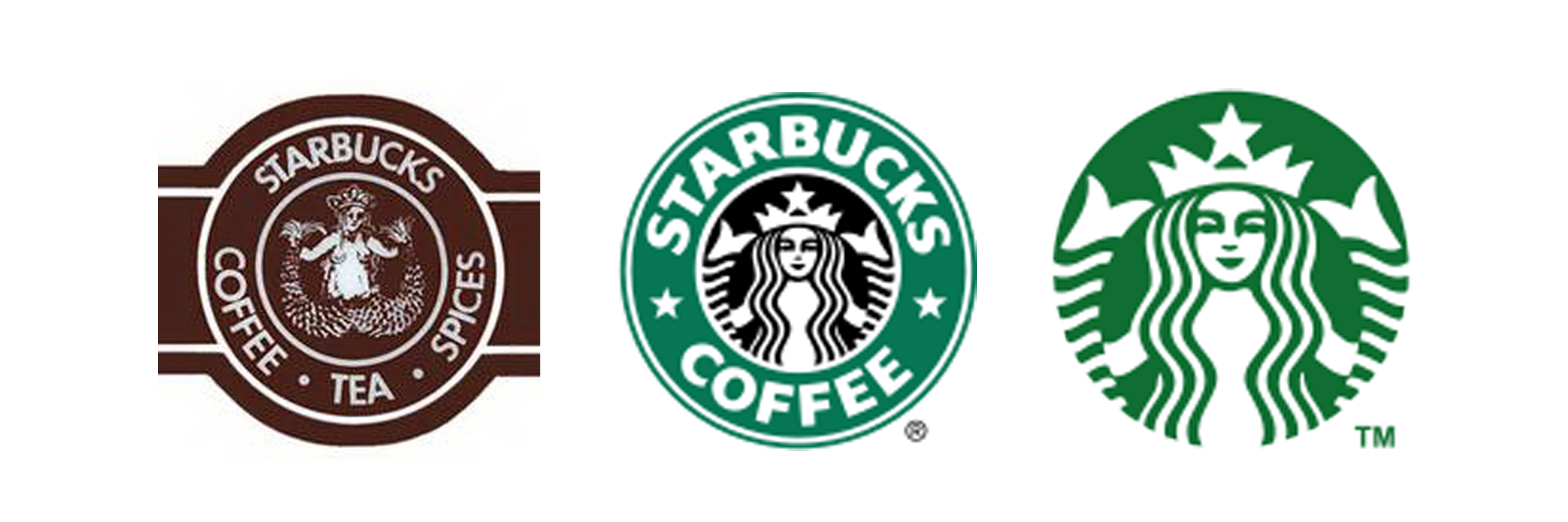 Flip The Old Starbucks Logo Upside Down And It Becomes Satan Clearly