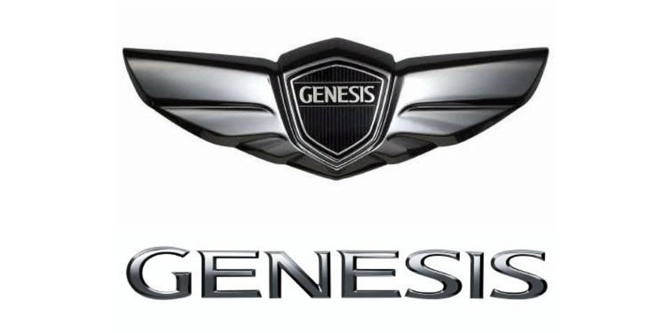 Hyundai Genesis Logos