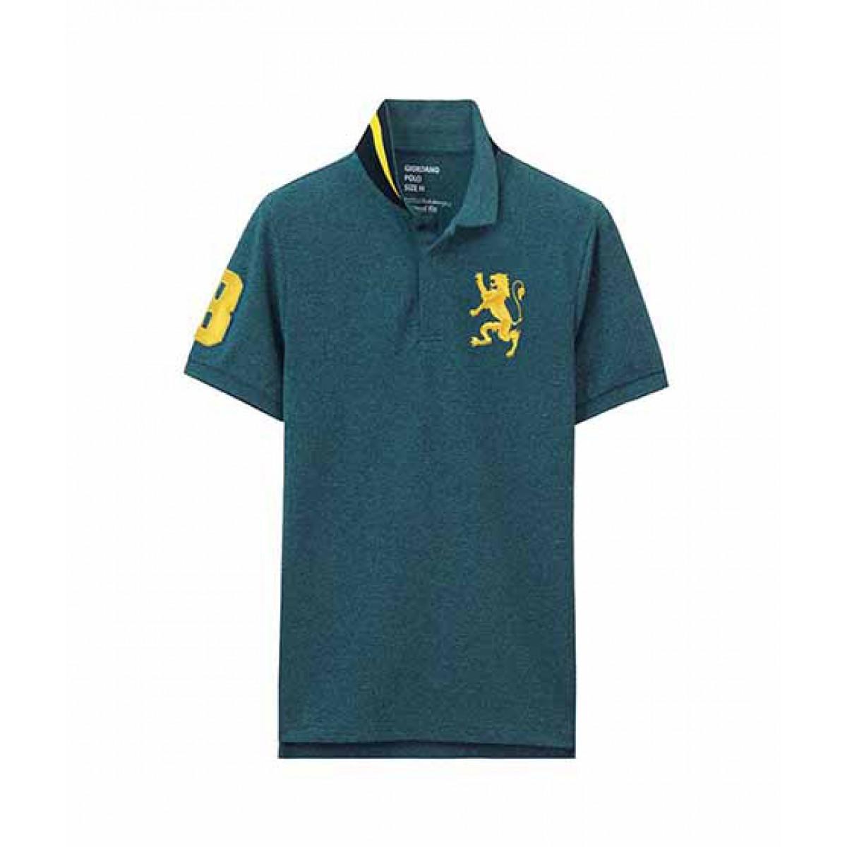 Giordano Polo Shirt Logos