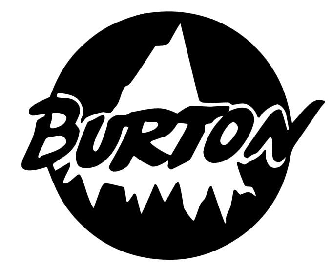Burton Logos