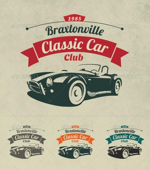 Car Club Logos