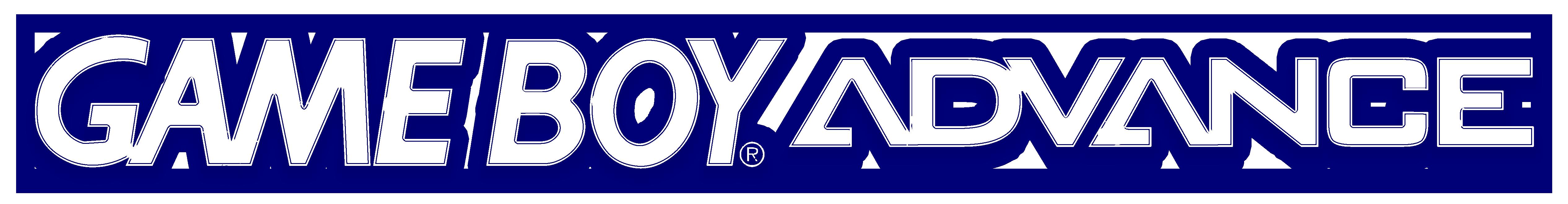 Gameboy Advance Logos