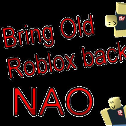 Old Roblox Logos