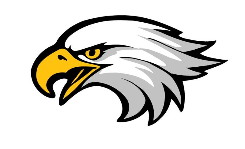 eagle head logos rh logolynx com  eagle head logo vector