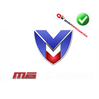 Blue M Logos