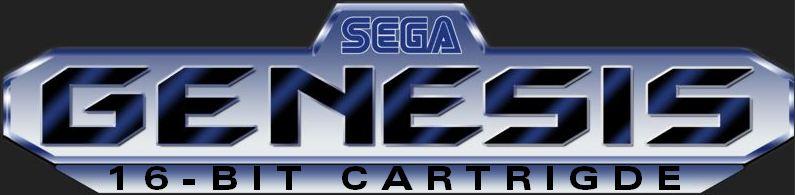 Sega Genesis Logos