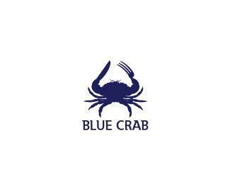 Blue crab Logos