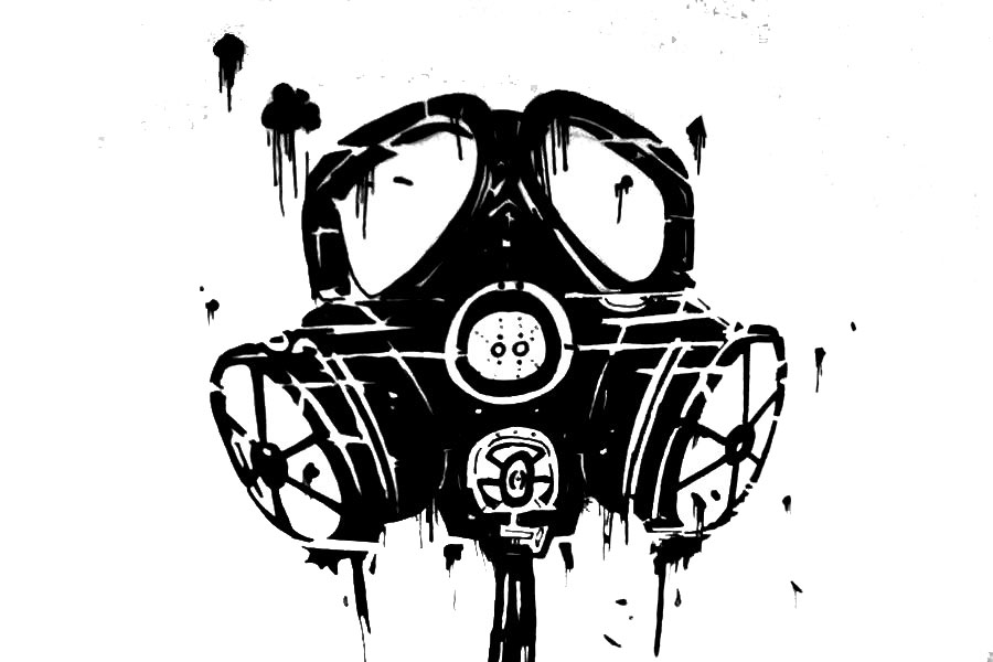 Gas Mask Logos
