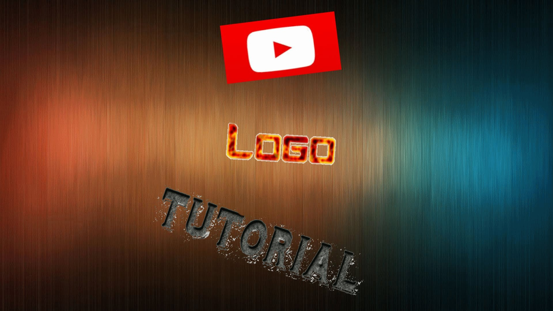 make a logo for youtube
