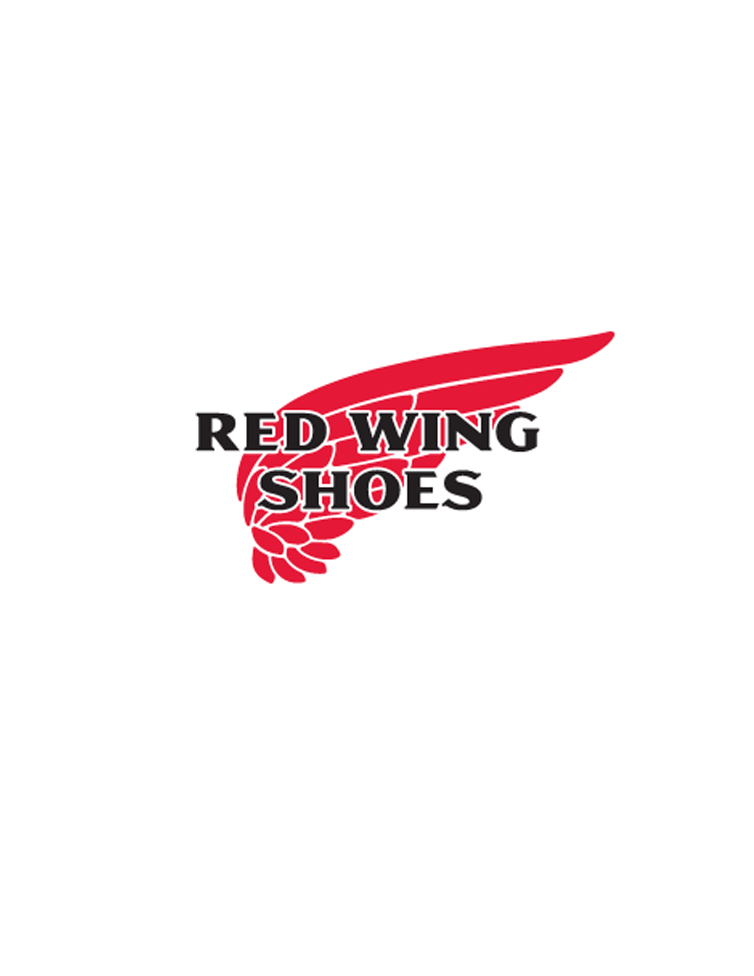 Red Wing Shoes Logos