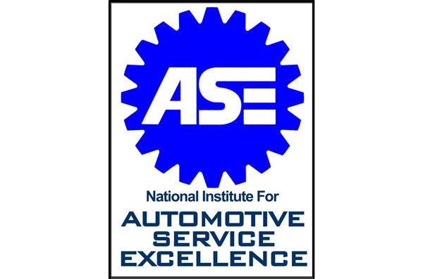 Ase certification Logos