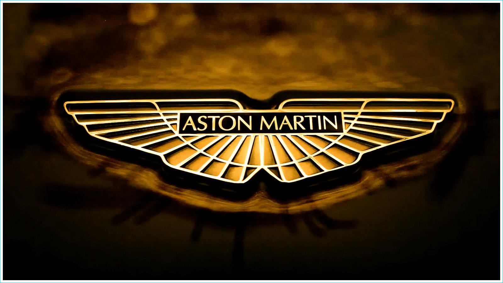 Aston Martin Car Logos
