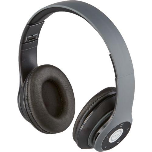 3ad21d66d42 iJoy Logo Stealth Wireless Headphones, Academy