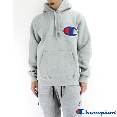 9ddd3998fc15 Champion hoodie big Logos