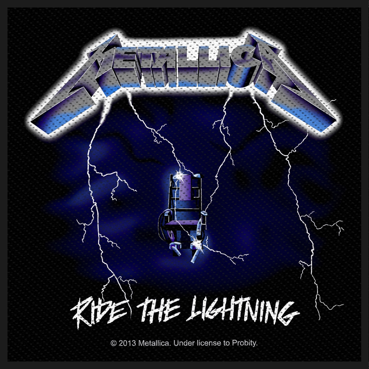 Music Sales Metallica Ride The Lightning – Thomann United ... |Metallica Ride The Lightning Logo