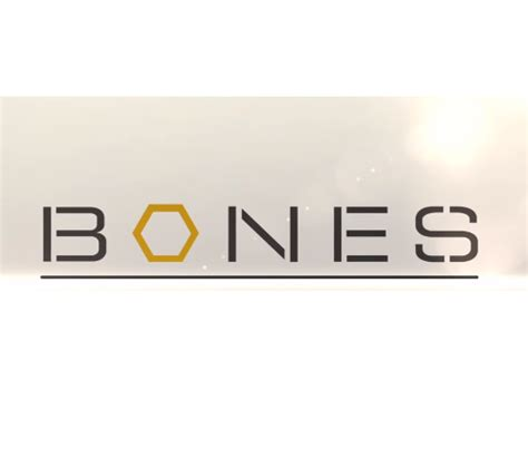 Bones Tv Show Logos