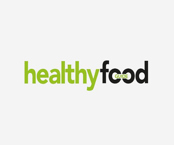 Healty Sexy Healthy Food Brands Logo