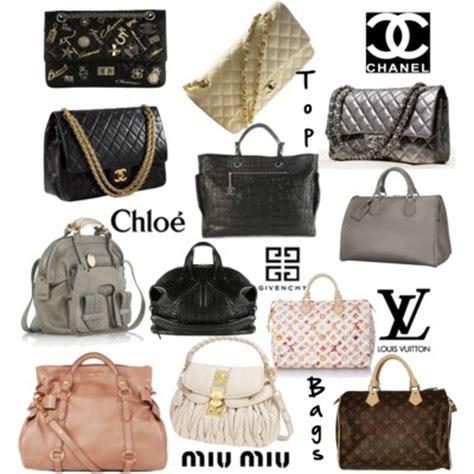 Expensive Bag Brand Logos