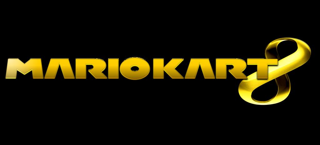 Mario Kart 8 Logos