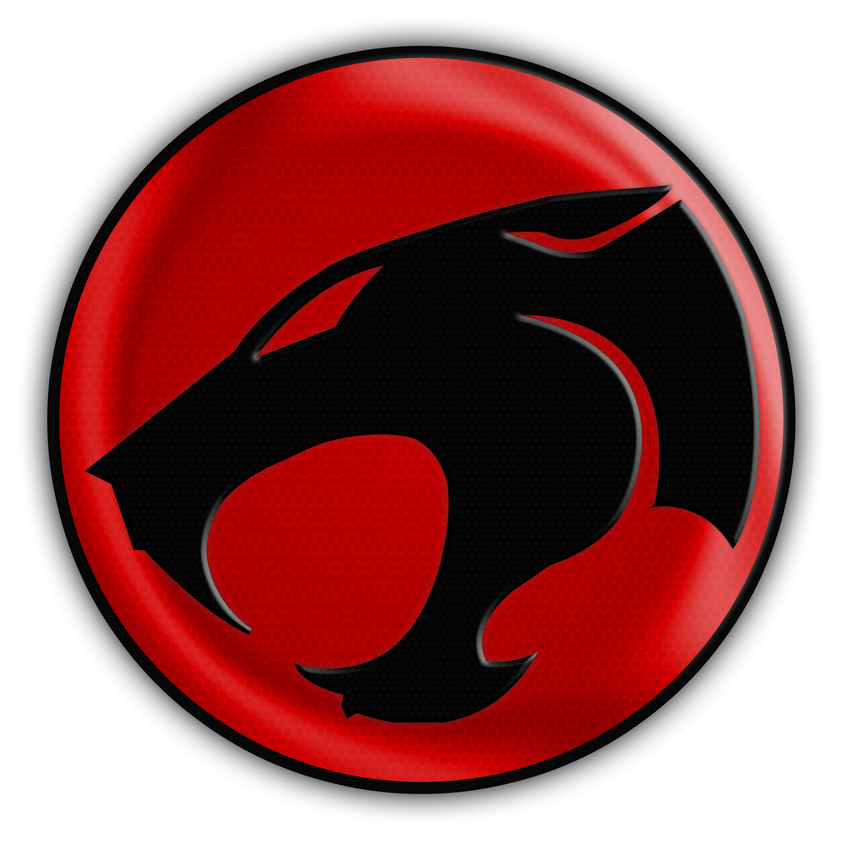 Thunder cat logos thundercats logo by russjericho23 on deviant voltagebd Images