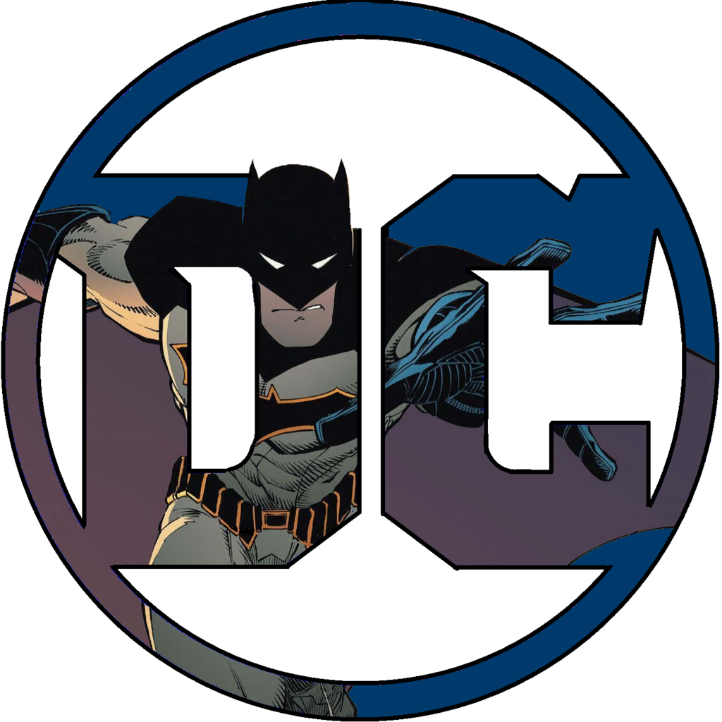 dc comics superheroes logos awesome graphic library