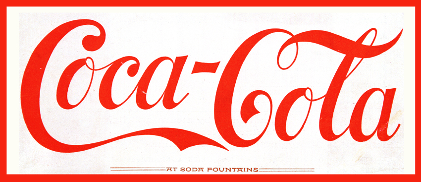 Old Coca Cola Logos
