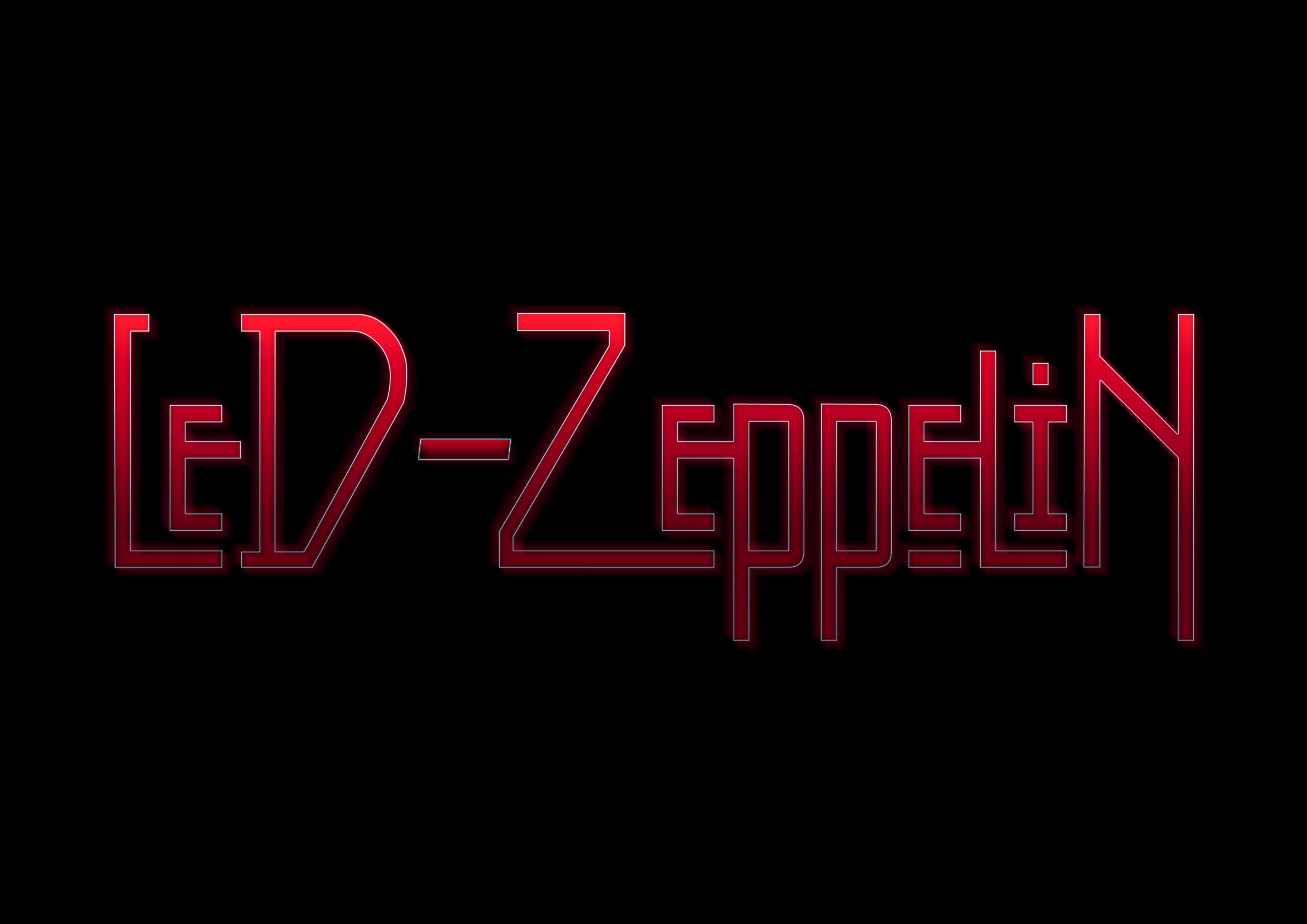 Led Zeppelin Logos