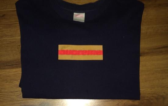 a60edd1b Supreme Supreme gucci box logo tee Size m, Short Sleeve T ..