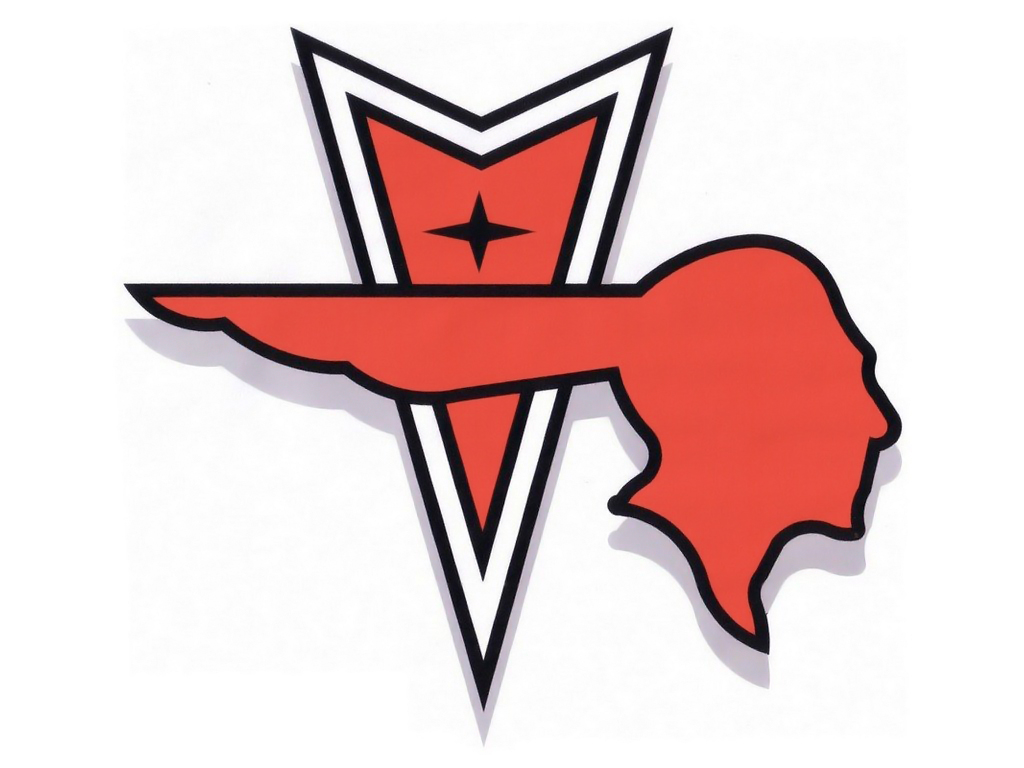 old pontiac logos