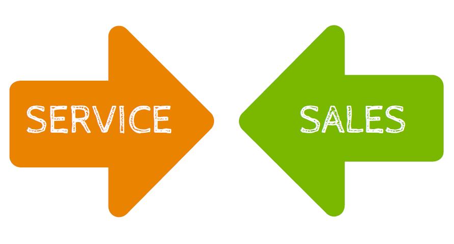Image result for Sales & Service