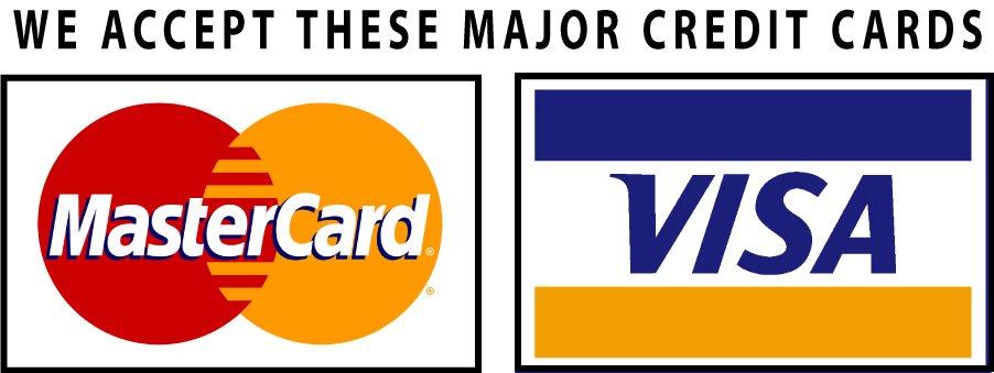 Visa card Logos