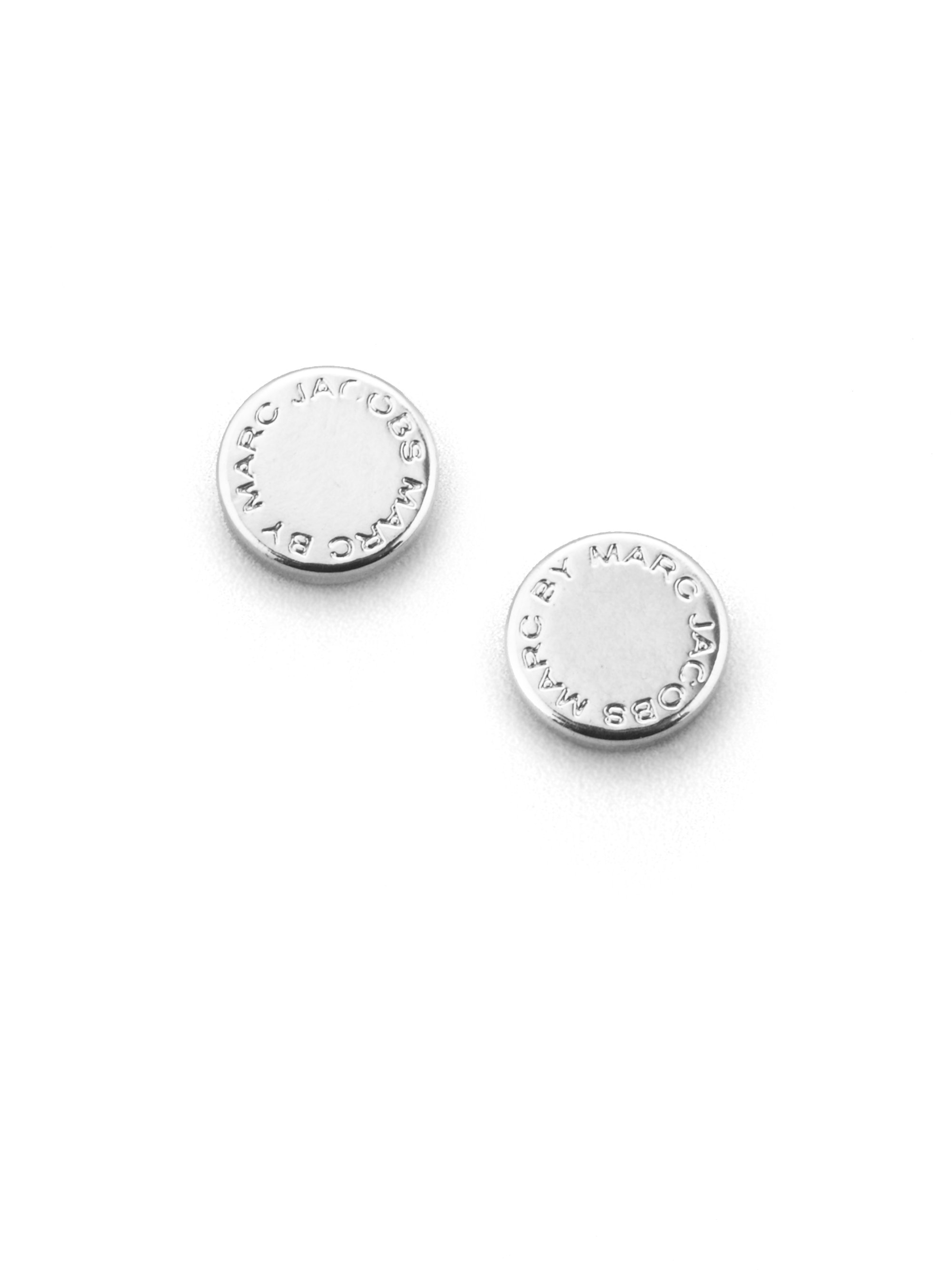 Marc Jacobs Logo Earrings 1001 Health Care Logos