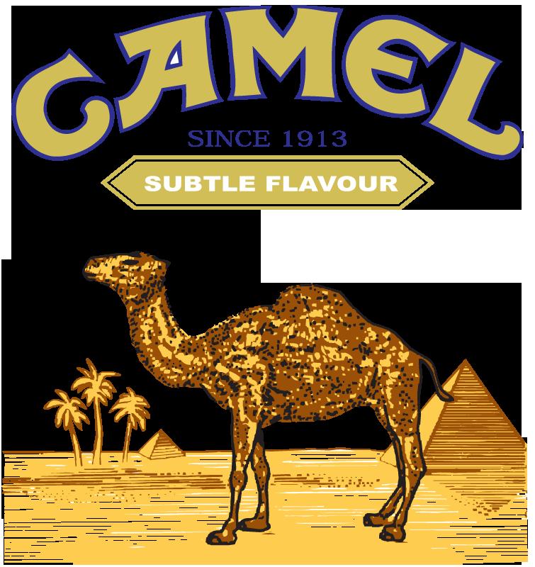 27ea1d669ea Camel cigarettes Logos