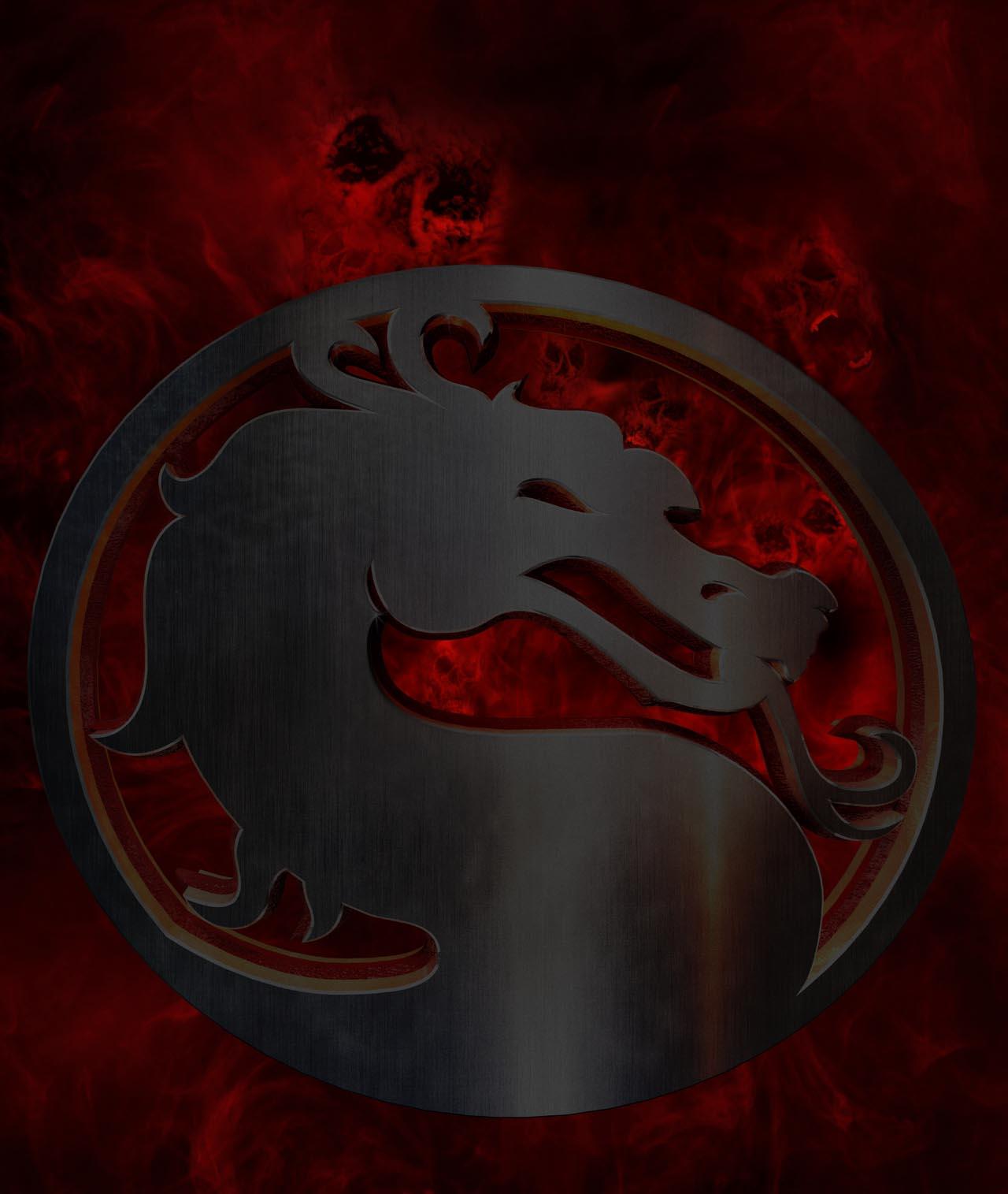 Mortal Kombat Dragon: Mortal Kombat Dragon Logos