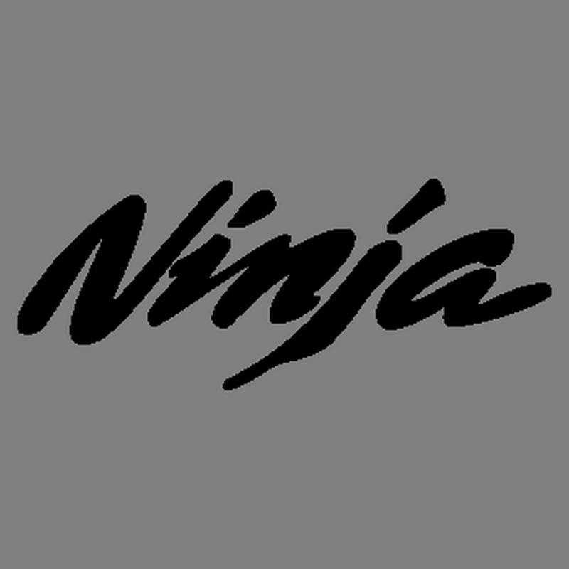 kawasaki ninja logos rh logolynx com