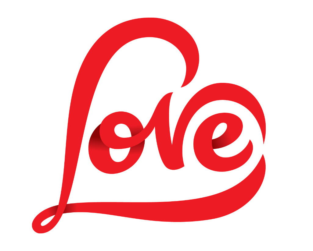 A love logos for Love design
