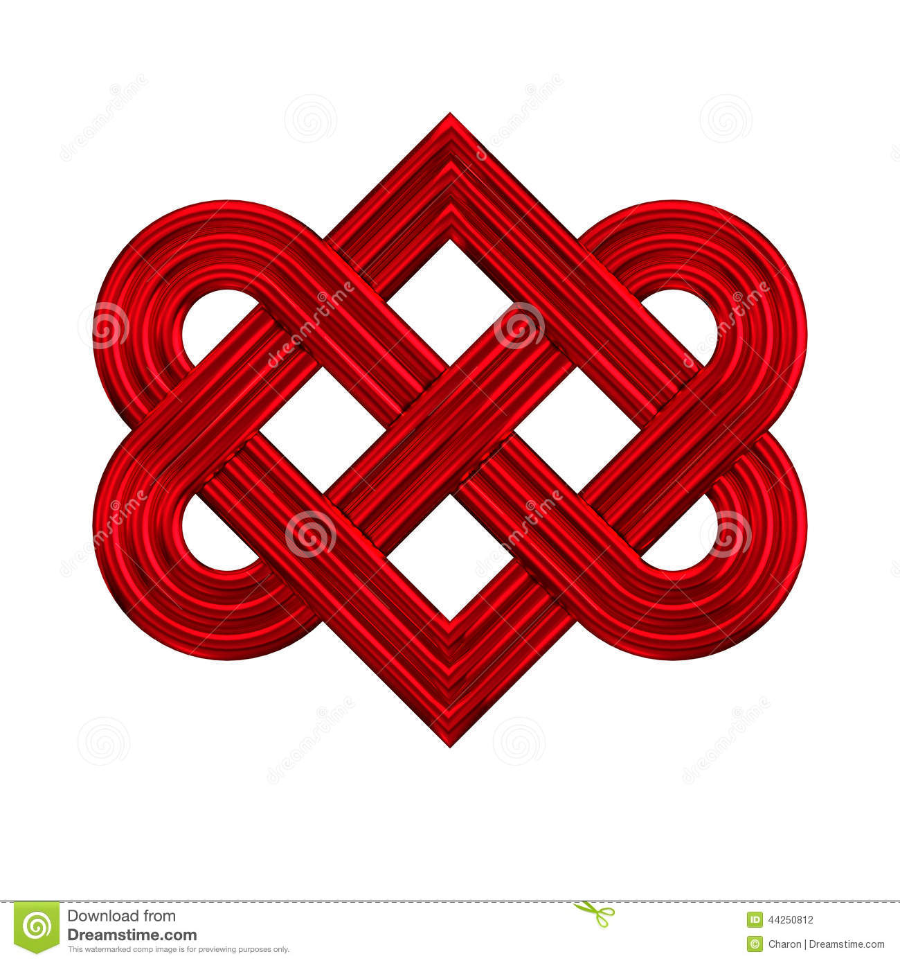 Red Celtic Knot Logos