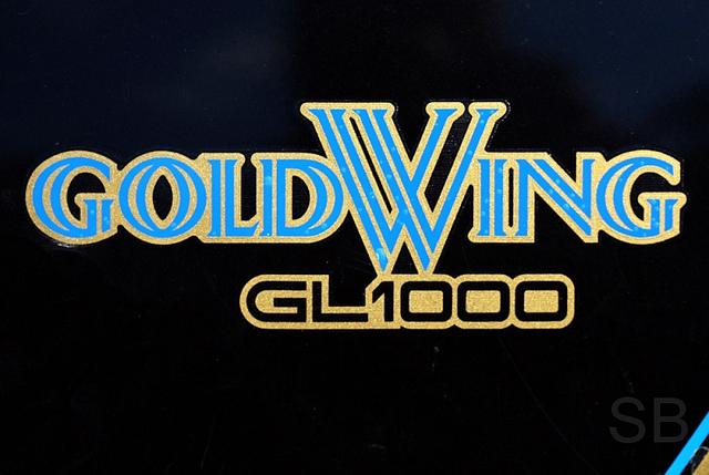 goldwing logos