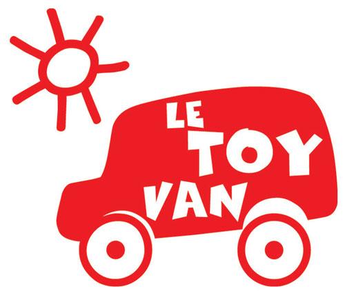 Le toy van Logos