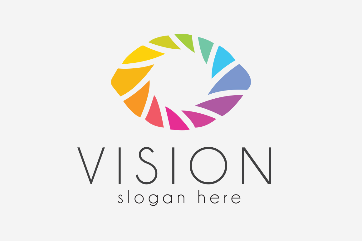Eye Logo Design Vector Free Download
