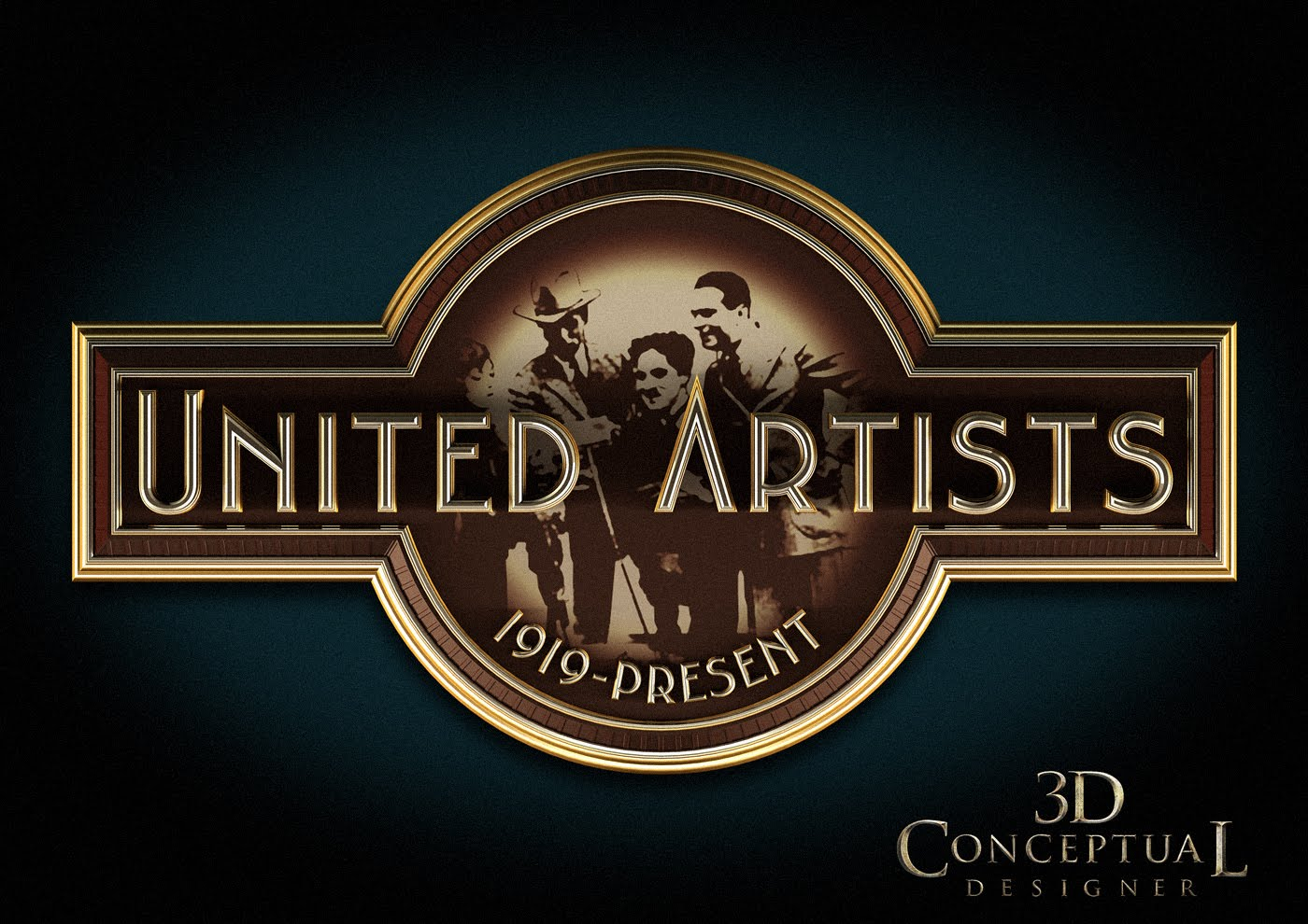 united artists logos
