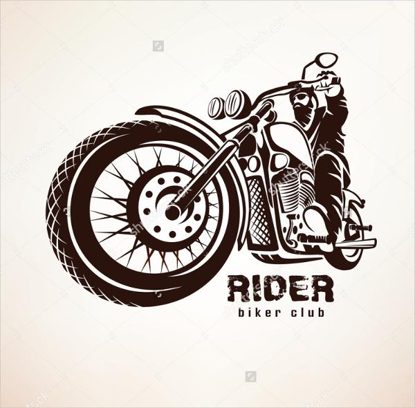 Vintage Bike Logos