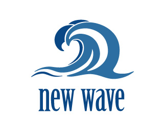 new wave logos